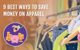 9 Best Ways to Save Money on Apparel