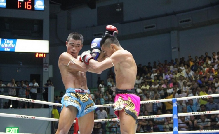 Muay Thai and The Importance of Cutting Weight Properly from Thailand