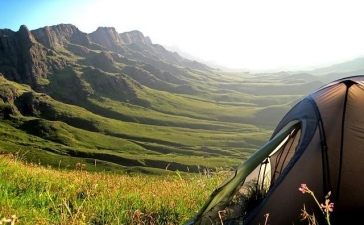 Camping In South Africa – What You Can Expect