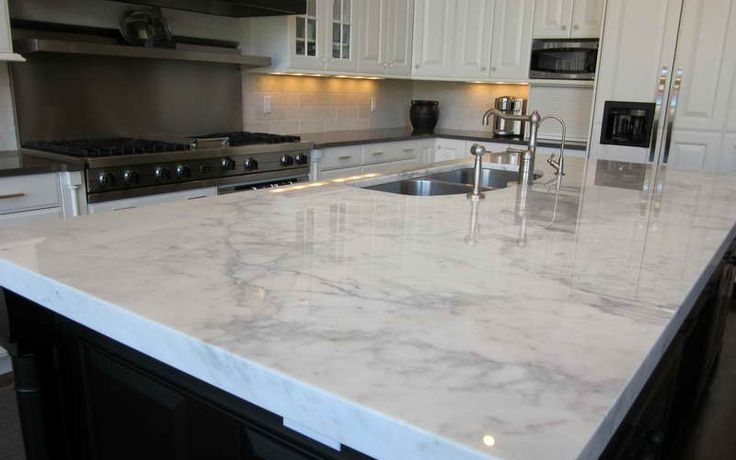How To Choose The Correct Natural Stone Material For Kitchen Countertop?