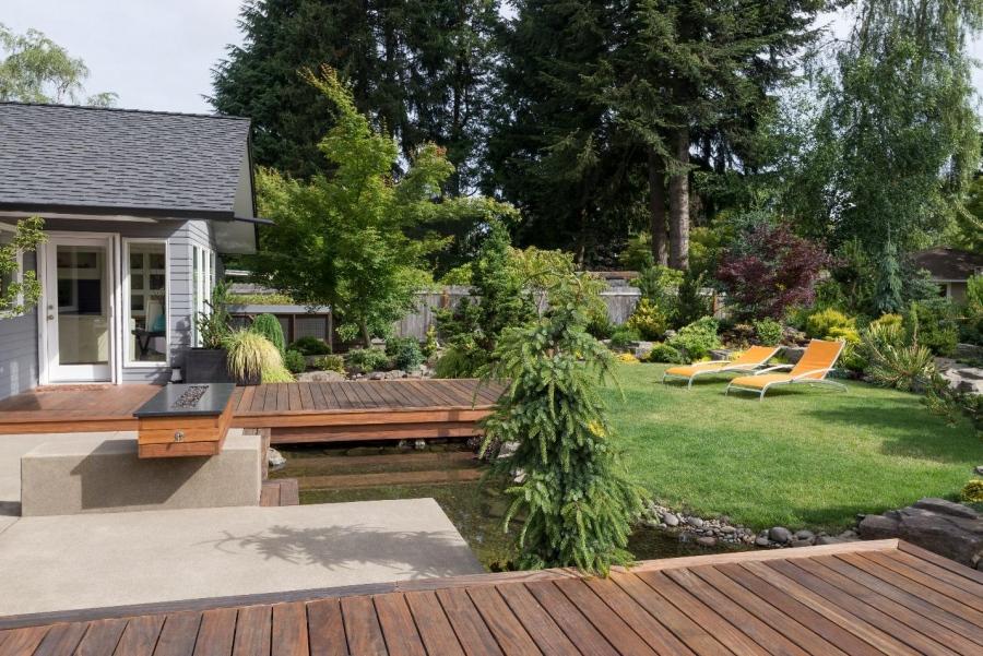 Deck Addition vs. Backyard Patio