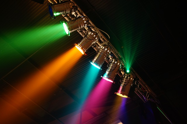 Different Types of Lighting for Events